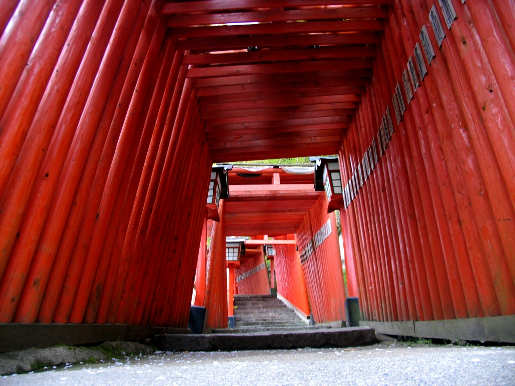 Taikodani Inari Shrine