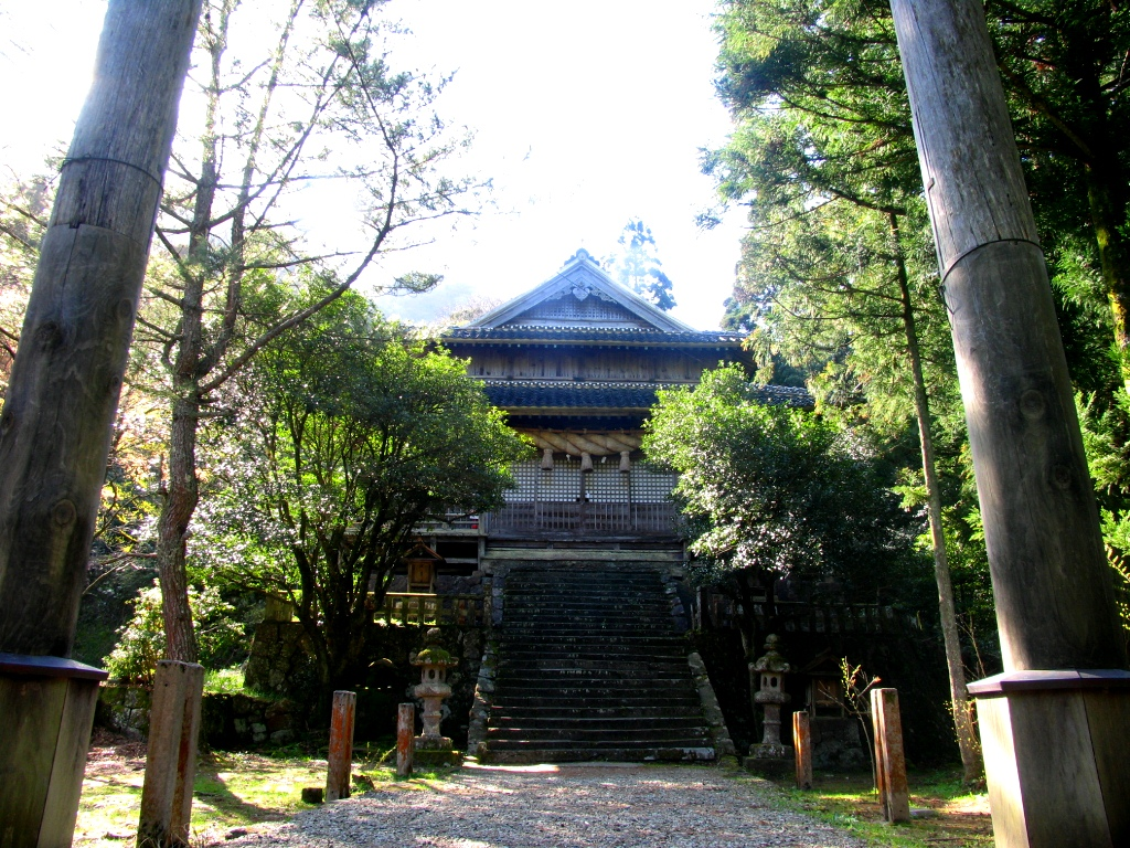 Sahimeyama Shrine