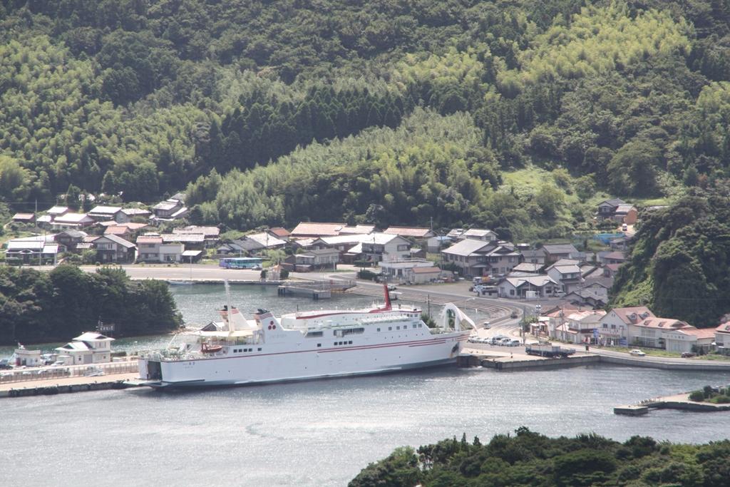 Oki-Beppu Port